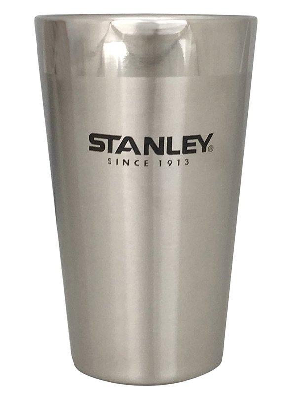 【STANLEY;スタンレー】スタッキング真空パイント0.47L (SILVER)