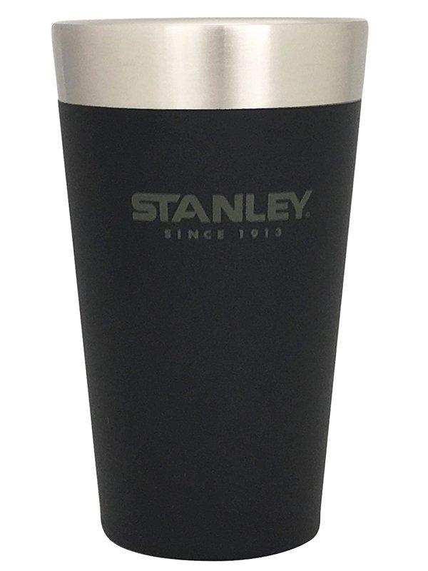 【STANLEY;スタンレー】スタッキング真空パイント0.47L (BLACK)