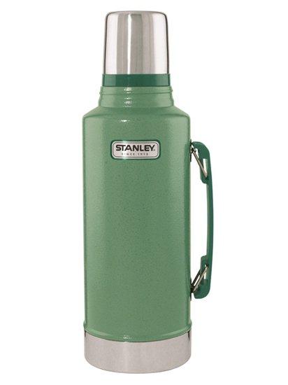 【STANLEY;スタンレー】クラシック真空ボトル 1.9L (GREEN)