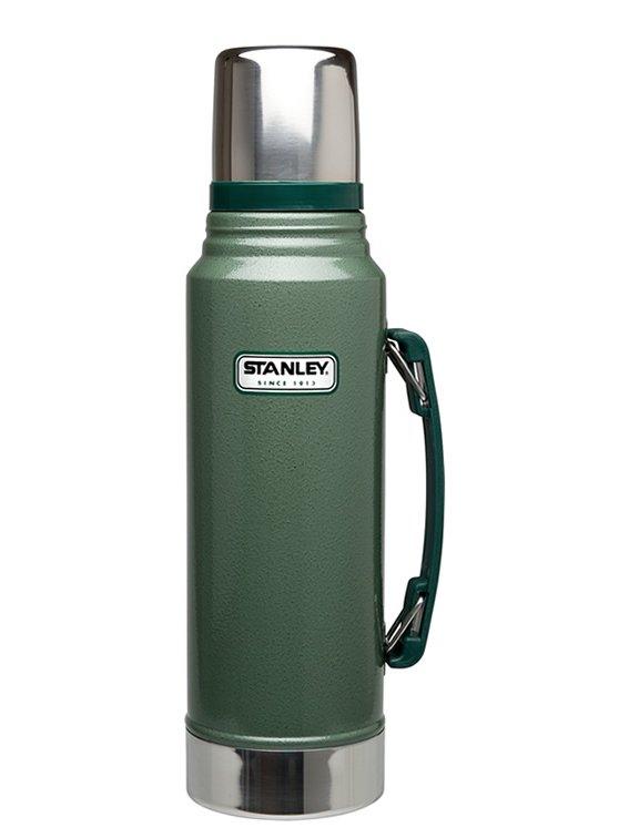 【STANLEY;スタンレー】クラシック真空ボトル 1L (GREEN)
