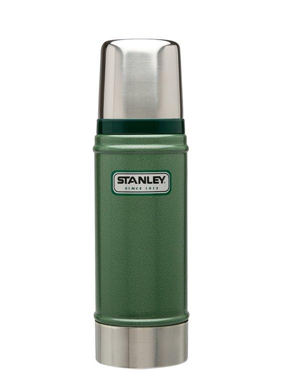 【STANLEY;スタンレー】クラシック真空ボトル 0.47L (GREEN)