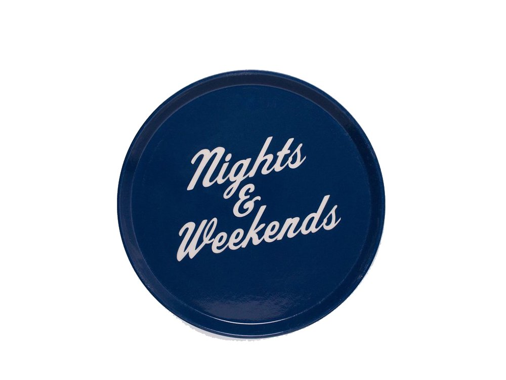 【IZOLA】 Nights and Weekends Drink Tray