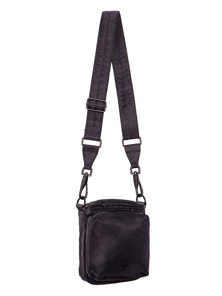 【STIGHLORGAN ; スティグローガン】 CALLAHAN Compact Side Pack (Black)