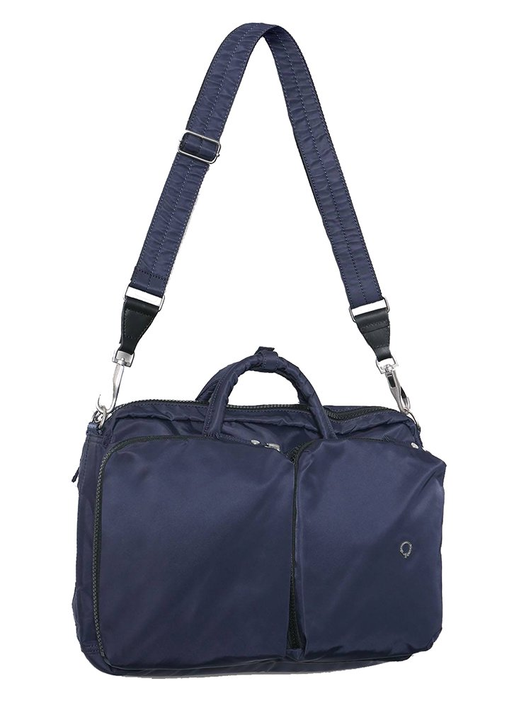 【STIGHLORGAN ; スティグローガン】SOLOMON Hybrid Backpack x Messenger Bag (Ink Navy)
