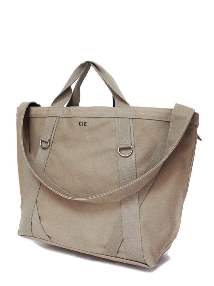 【 CIE 】DUCK CANVAS TOTE