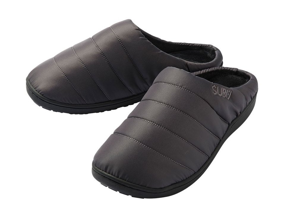【SUBU : スブ】 Winter sandals (Steel Gray)