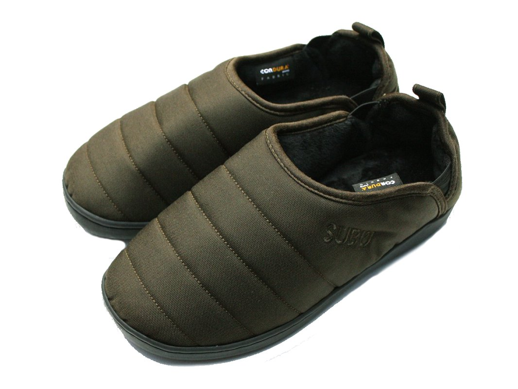 【SUBU : スブ】amp Winter sandals (Forest Khaki)