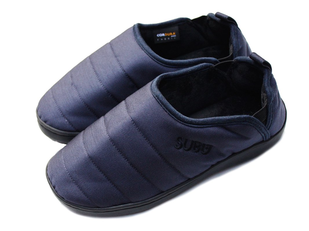 【SUBU : スブ】amp Winter sandals (Deep Navy)