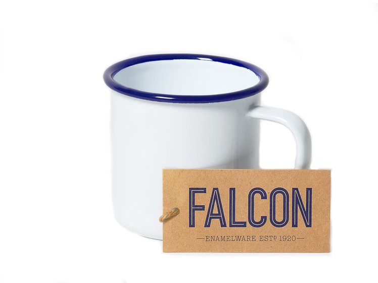 <img class='new_mark_img1' src='https://img.shop-pro.jp/img/new/icons8.gif' style='border:none;display:inline;margin:0px;padding:0px;width:auto;' />【FALCON ;ファルコン】MUGS (WHITE)