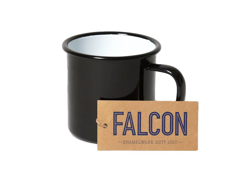 <img class='new_mark_img1' src='https://img.shop-pro.jp/img/new/icons8.gif' style='border:none;display:inline;margin:0px;padding:0px;width:auto;' />【FALCON ;ファルコン】MUGS (BLACK)