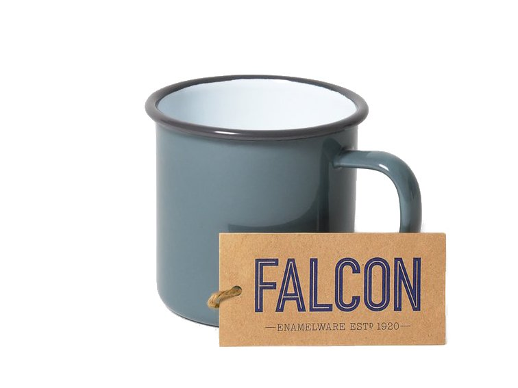 <img class='new_mark_img1' src='https://img.shop-pro.jp/img/new/icons8.gif' style='border:none;display:inline;margin:0px;padding:0px;width:auto;' />【FALCON ;ファルコン】MUGS (GREY)