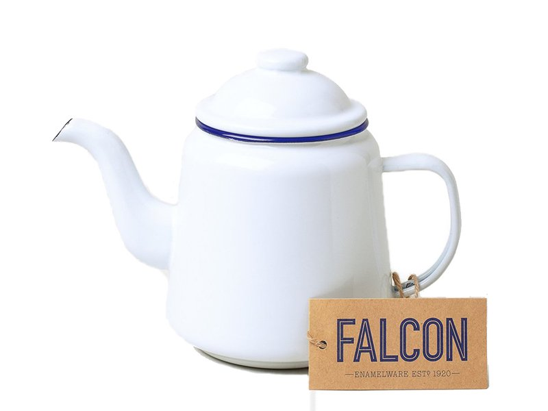 <img class='new_mark_img1' src='https://img.shop-pro.jp/img/new/icons8.gif' style='border:none;display:inline;margin:0px;padding:0px;width:auto;' />【FALCON ;ファルコン】TEAPOTS (WHITE)