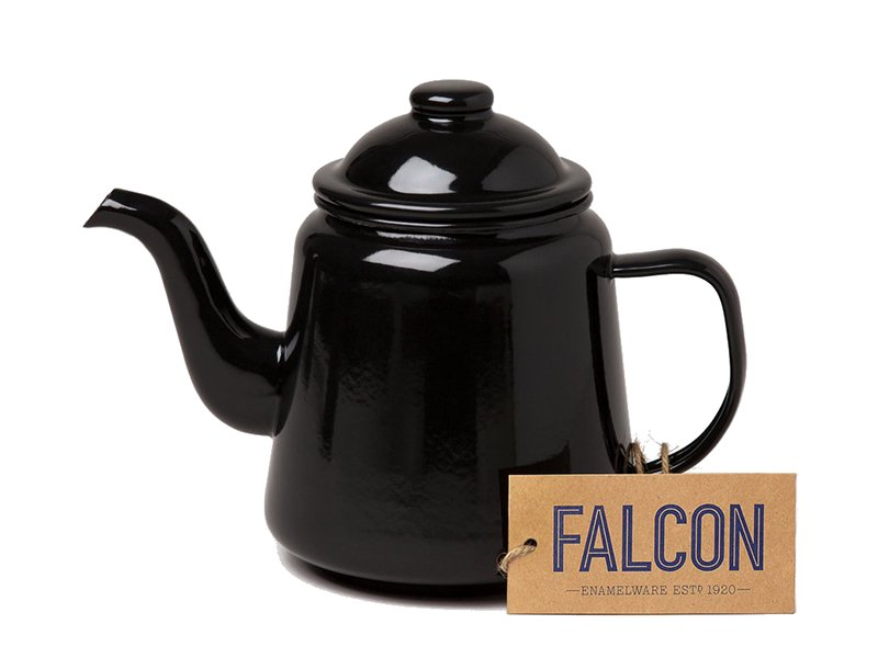<img class='new_mark_img1' src='https://img.shop-pro.jp/img/new/icons8.gif' style='border:none;display:inline;margin:0px;padding:0px;width:auto;' />【FALCON ;ファルコン】TEAPOTS (BLACK)