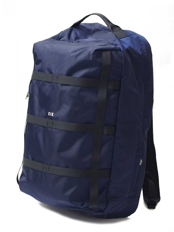 【 CIE 】GRID 2WAY BACKPACK-01