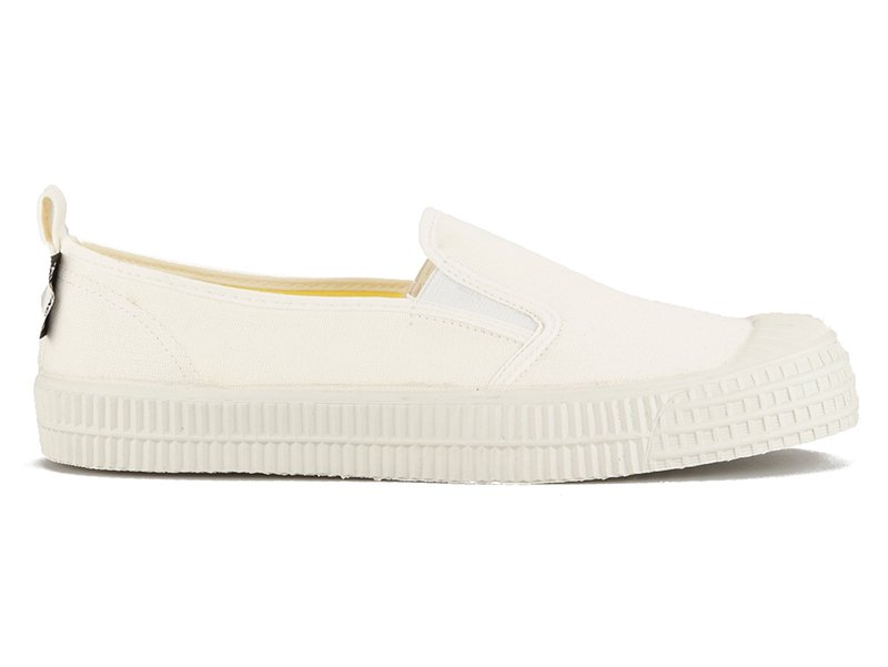 【 NOVESTA 】SLIP-ON (WHITE)