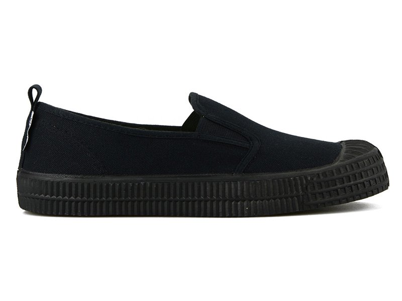 【 NOVESTA 】SLIP-ON (ALL BLACK)