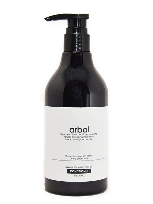 【 arbol:アルボル 】アミノ酸 エイジング ケアオイル コンディショナー  400mlボトル