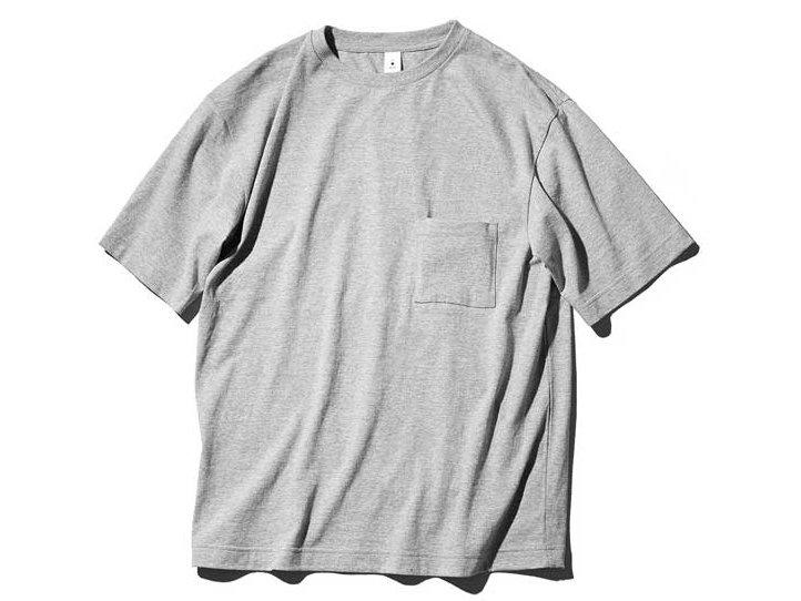<img class='new_mark_img1' src='https://img.shop-pro.jp/img/new/icons8.gif' style='border:none;display:inline;margin:0px;padding:0px;width:auto;' />【mocT ;モクティー】 Crew Neck Poket T-shirts