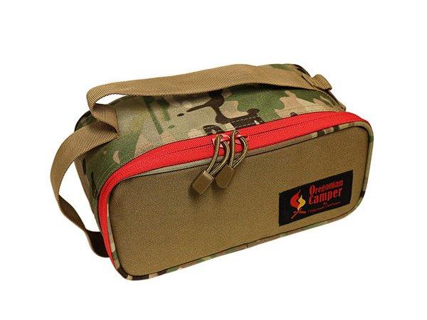 【Oregonian Camper;オレゴニアンキャンパー】セミハードギアバッグ (M)