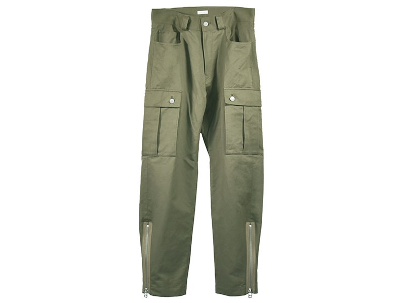 <img class='new_mark_img1' src='https://img.shop-pro.jp/img/new/icons8.gif' style='border:none;display:inline;margin:0px;padding:0px;width:auto;' />【BENINE】Cotton linen Military Pants