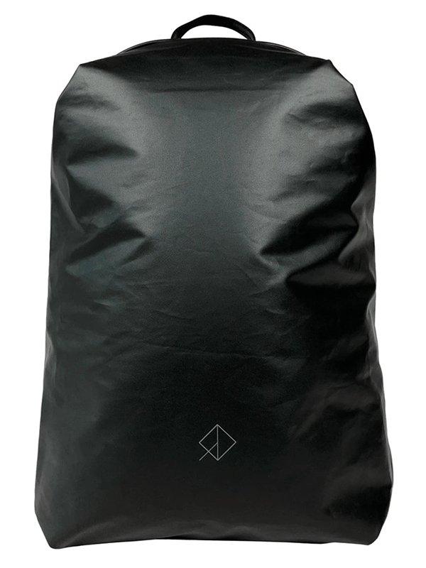 【WEXLEY】 URBAN BACKPACK (COATED BLACK)