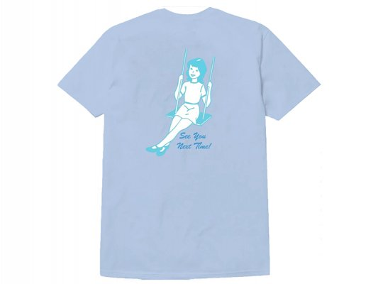 <img class='new_mark_img1' src='https://img.shop-pro.jp/img/new/icons8.gif' style='border:none;display:inline;margin:0px;padding:0px;width:auto;' />【Glazed】SWING GIRL T-SHIRT