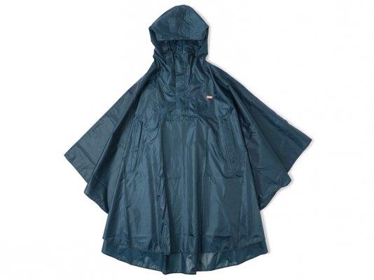 【CHUMS】 Booby Logo Rain Poncho