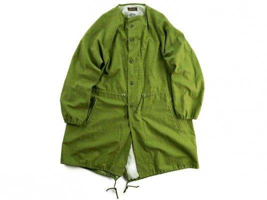 【Varde77】 62′ US ARMY VESICANT GAS PROTECTIVE COAT