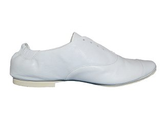 【volare】  Wing-hm Leather (White)