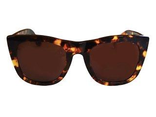 【 SUPER 】 SUNGLASS -GALS- (Burnt Havana)