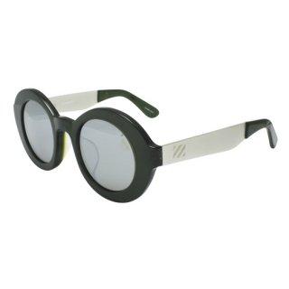 【 SABRE 】 SUNGLASS -UTOPIA- (Clear Green / Silver / Silver Mirror)