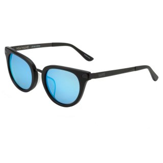 【 SABRE 】 SUNGLASS -HEATWAVE- (Matte Black / Black / Blue Mirror)