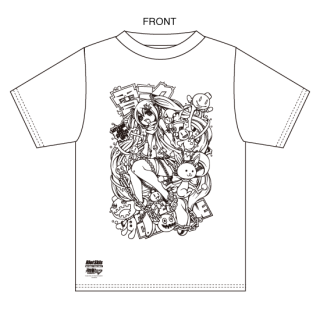 Tシャツ(4カラー)<br> Project.C.K. Ver.