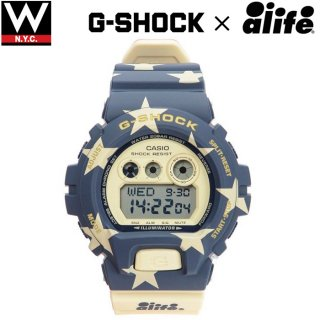 G-SHOCK(ジーショック) × ALIFE(エーライフ) タイアップモデル 腕時計