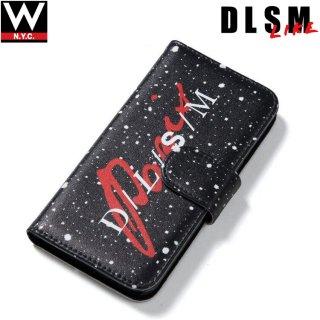 DLSM(ディーエルエスエム) スプラッシュ パリス アイフォン ケース