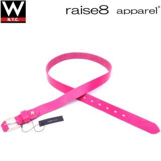raise8apparel ライズエイトアパレル カラー レザー ベルト