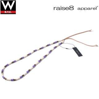 raise8apparel(ライズエイトアパレル) ネイティブ ビーズ ネックレス