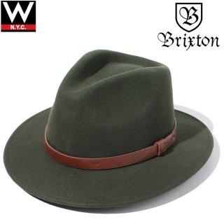 Brixton(ブリクストン) オリジナル ワイドブリム ウール ハット