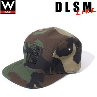 DLSM(ディーエルエスエム) サンプリング デザイン ジェット キャップ