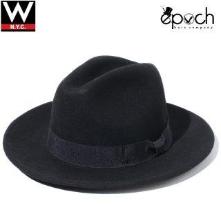 EPOCH HATS COMPANY BY ANGELA & WILLAM(エポックハット カンパニー バイ アンジェラ ウィリアムズ) ワイドブリム ウール ハット