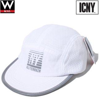 ICNY(アイシーエヌワイ) ブリーズ 5パネル ストラップバック キャップ