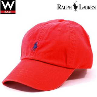POLO RALPH LAUREN(ポロ・ラルフローレン) ボーイズ ポニーロゴ コットン キャップ