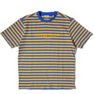 GUESS ORIGINALS(ゲス オリジナルス) × A$AP Rocky(エイサップ ロッキー ) デイビット リアクティブ ストライプ 半袖 Tシャツ