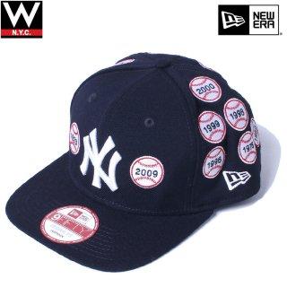 NEW ERA(ニューエラ) スパイクリー コレクション ボール ニューヨークヤンキース スナップバックキャップ
