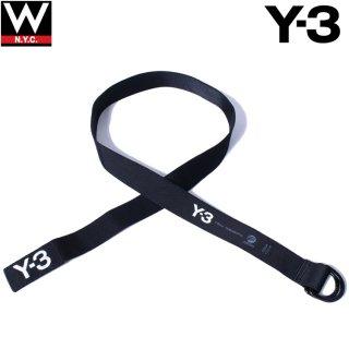 Y-3(ワイスリー) ロゴ ウーブン ベルト
