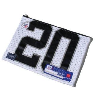 re:new(リニュー) ヴィンテージ フットボール ジャージ リメイク クラッチバック 9