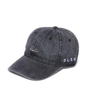 DLSM (ディーエルエスエム)アップテンポ 刺繍 6パネル ストラップバック キャップ