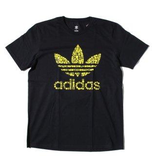 adidas(アディダス) ロゴ グラフィック デザイン プリント 半袖 Tシャツ