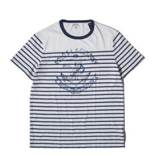 POLO RALPH LAUREN(ポロ・ラルフローレン) アンカー グラフィック ボーダー 半袖 Tシャツ
