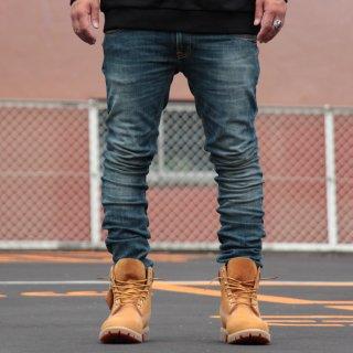 Nudie Jeans(ヌーディージーンズ) ロングジョーン インディアン サマー デニムパンツ